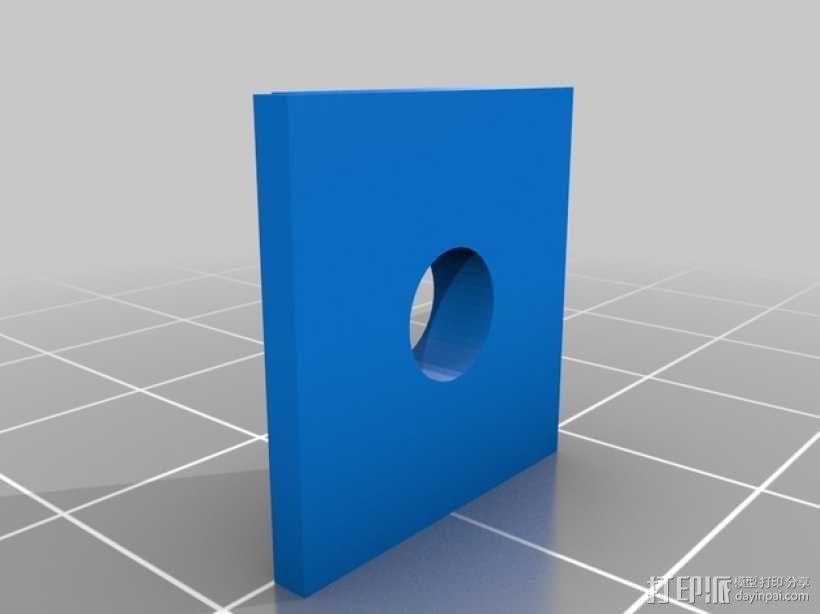 K8200风机 3D模型  图3