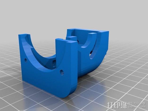 风扇挤出器 3D模型  图5