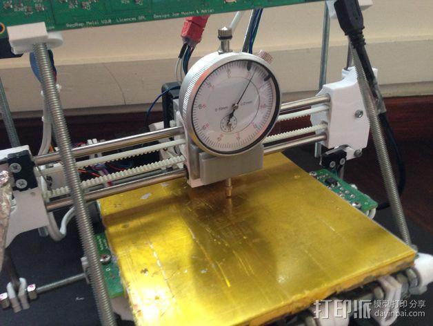 表盘架 3D模型  图1