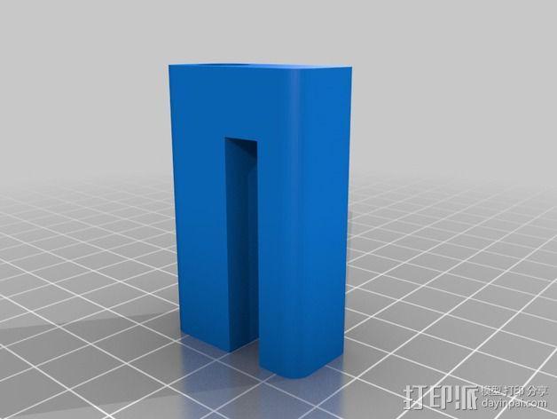 线轴架 3D模型  图8