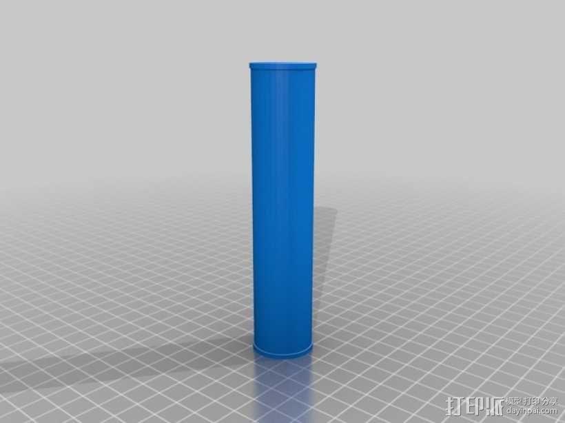 可打印线轴 3D模型  图2