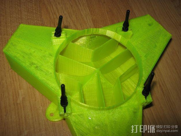 冷风扇 3D模型  图4