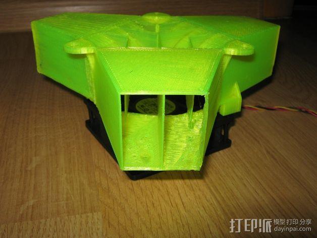 冷风扇 3D模型  图5