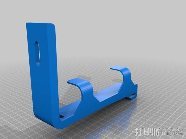 3D扫描支架 3D模型  图2