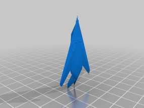 夜鹰战机模型 3D模型