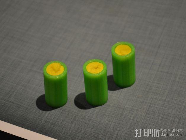 线材滤尘器 线材清洁器 3D模型  图6