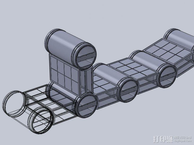 火星基地 3D模型  图13