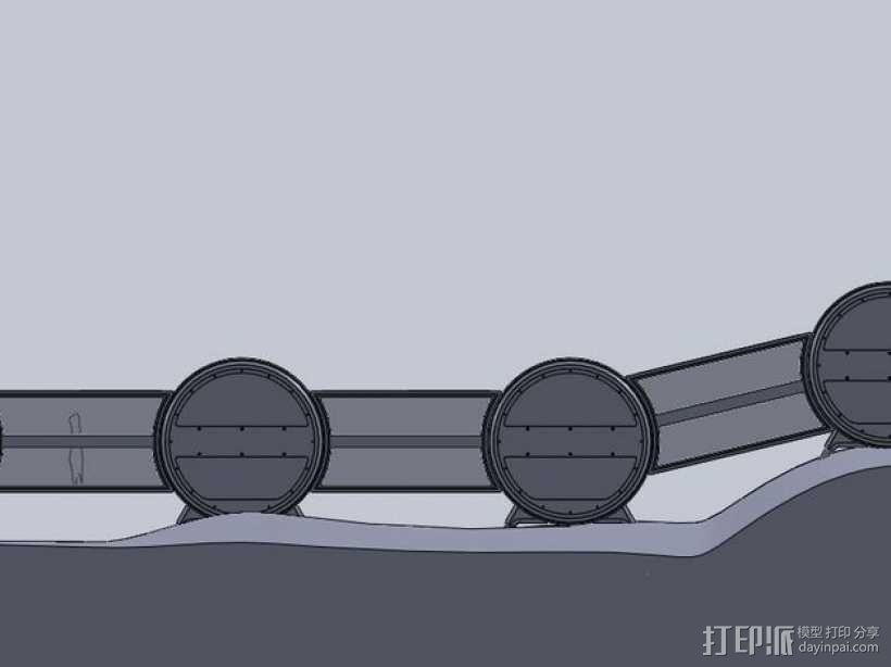 火星基地 3D模型  图9