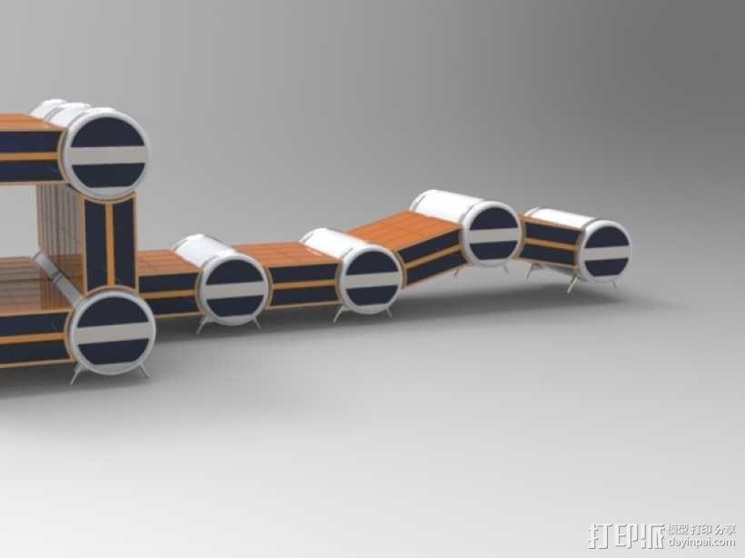 火星基地 3D模型  图10