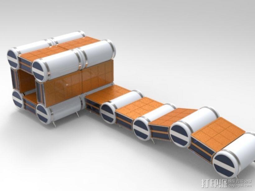 火星基地 3D模型  图15