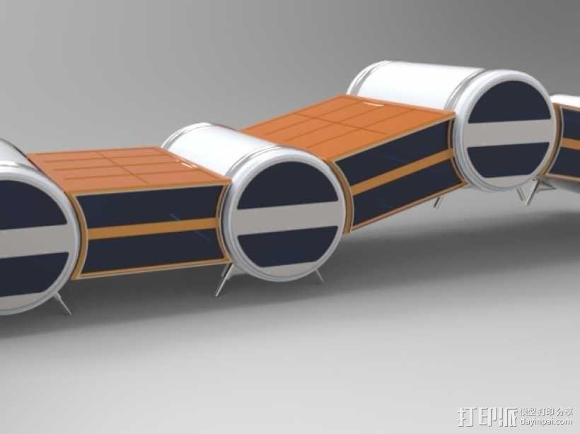 火星基地 3D模型  图14