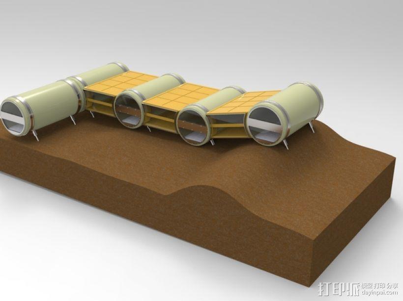 火星基地 3D模型  图16