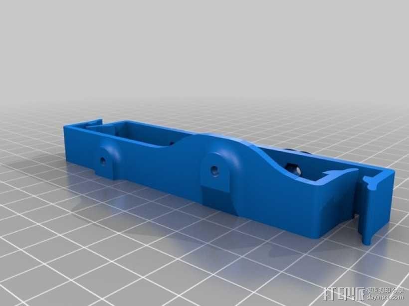 Arduino+Ramps1.4电路板的保护罩 3D模型  图4