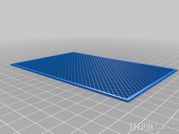 可延展的火星基地 3D模型  图3