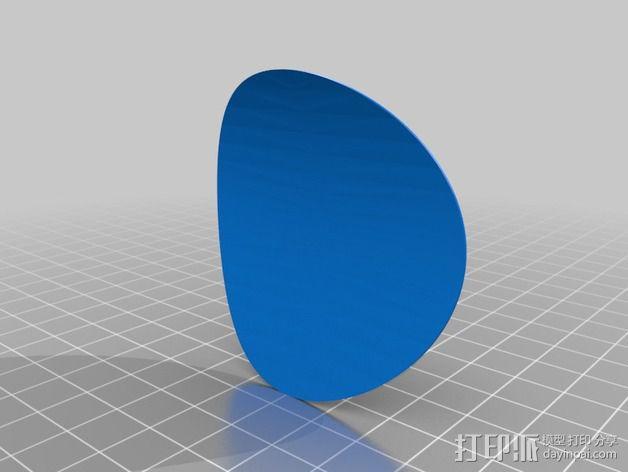 可延展的火星基地 3D模型  图7