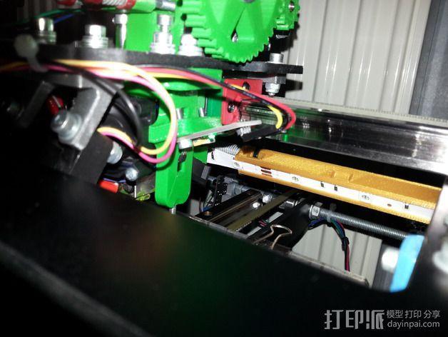 效应器支架 3D模型  图4