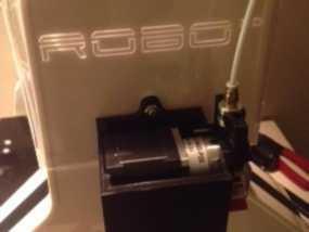 风扇马达支架 3D模型