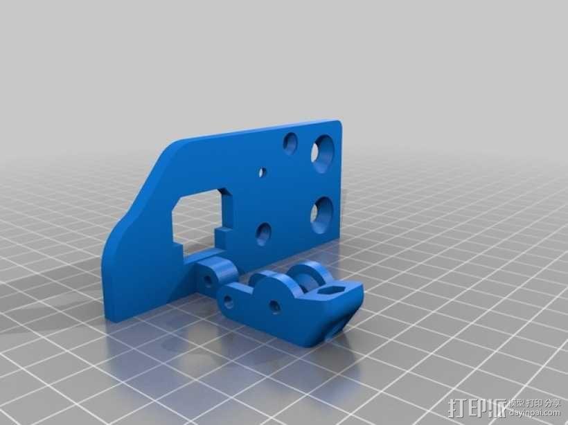 惰轮张紧器 3D模型  图4