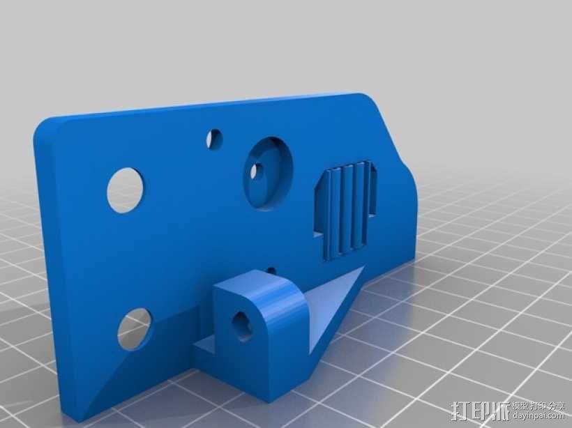 惰轮张紧器 3D模型  图6