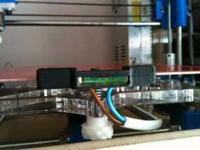 前校准器 3D模型
