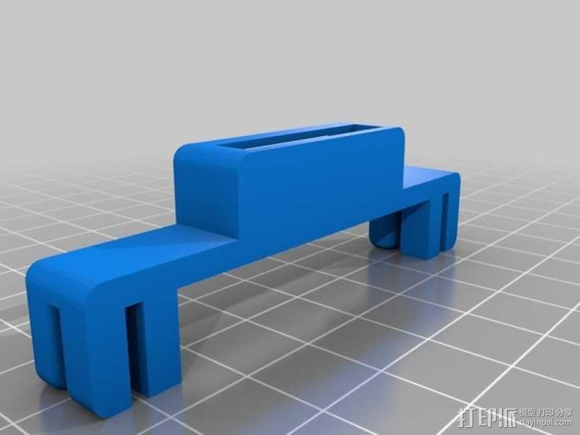 前校准器 3D模型  图2