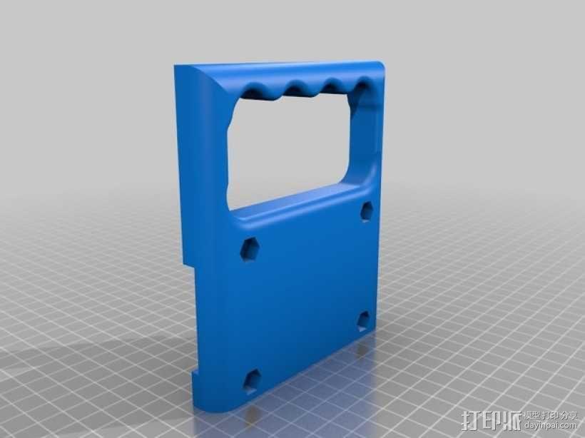 PRUSA I3打印机的控制面板 3D模型  图10