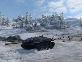 E25驱逐战车 3D模型