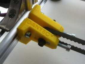 K8200打印机的皮带张紧器 3D模型