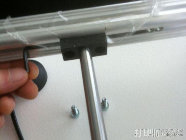 K8200打印机的皮带张紧器 3D模型  图7