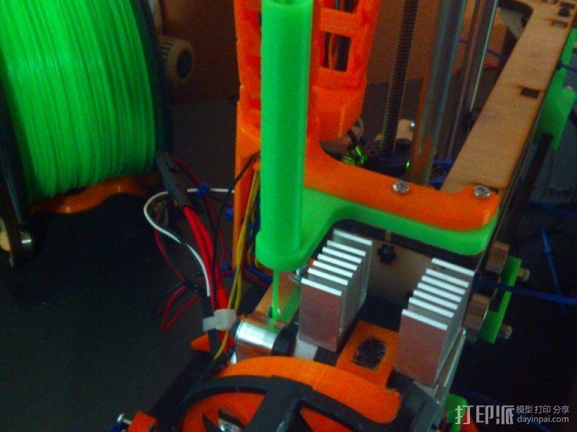 导线器 导环 3D模型  图1