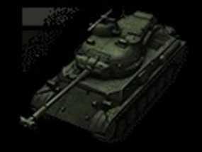 61式坦克 3D模型