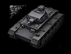 DW II坦克 3D模型