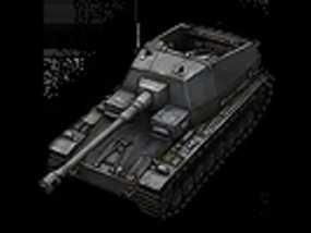 DickerMax坦克 大麦克斯自行反坦克炮 3D模型