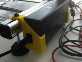 电源支架 3D模型