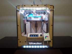 LED灯固定架 框架 3D模型