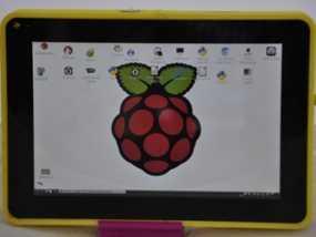 Raspberry pi树莓派平板电脑保护壳 3D模型