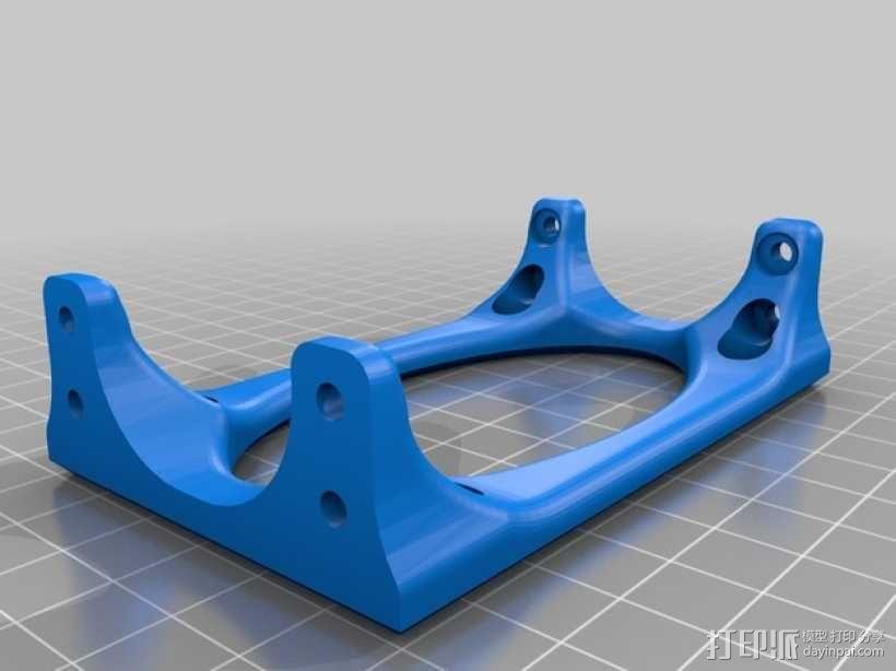 线轴支撑器 3D模型  图7