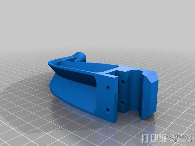 Printrbot Simple 的挤出机 3D模型  图11