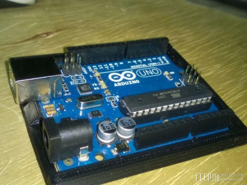 电路板支撑架 3D模型  图1