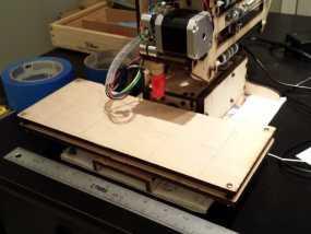 X轴打印机延展板 3D模型