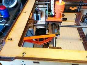 Protobox / Ultimaker 打印机轴调整器 3D模型