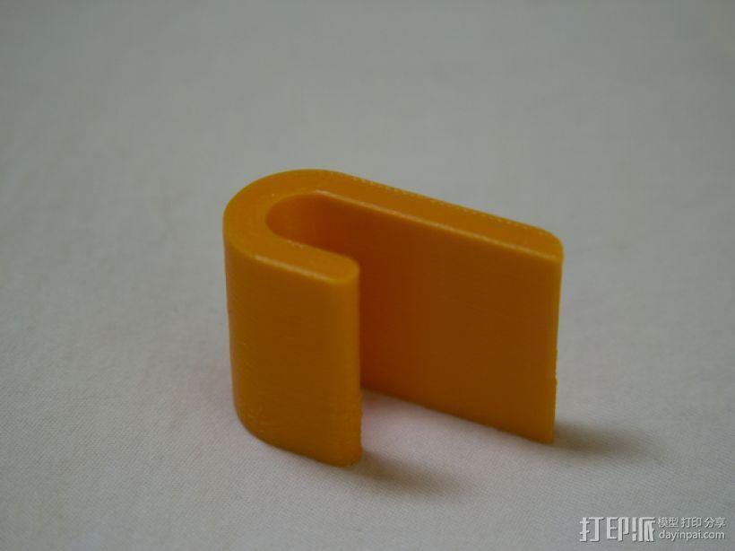 Y轴马达稳定器 3D模型  图3