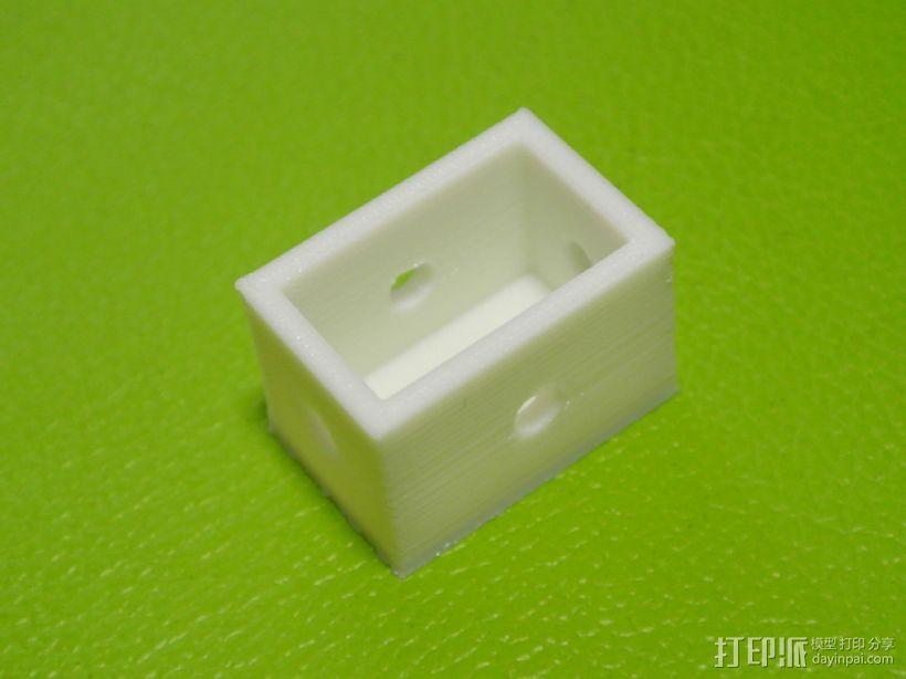 线材清洁器 滤尘器 3D模型  图3