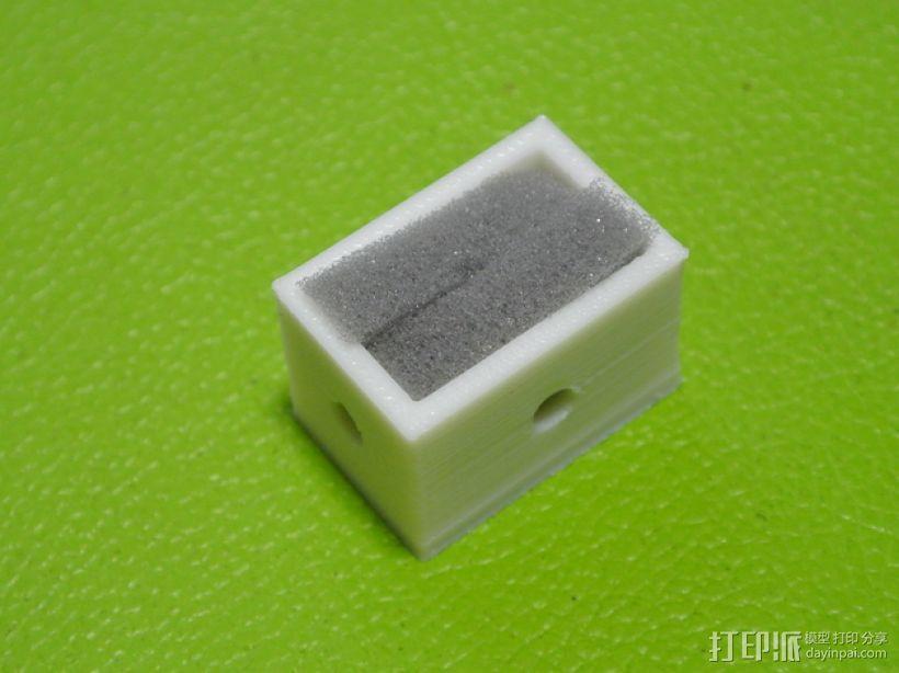 线材清洁器 滤尘器 3D模型  图5