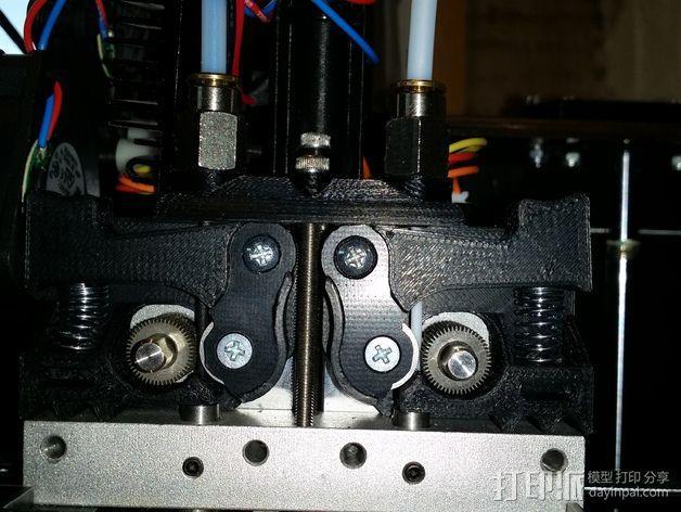导线器 线材固定器 3D模型  图8