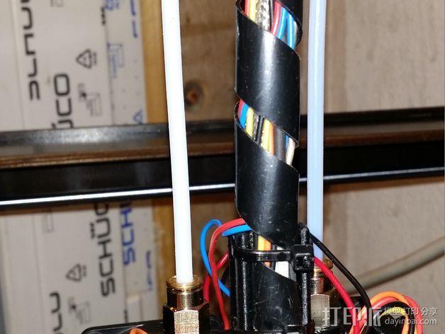 导线器 线材固定器 3D模型  图6
