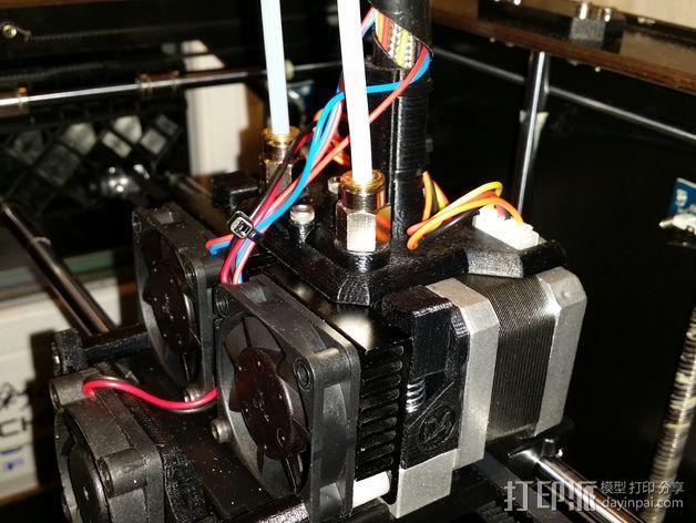 导线器 线材固定器 3D模型  图7