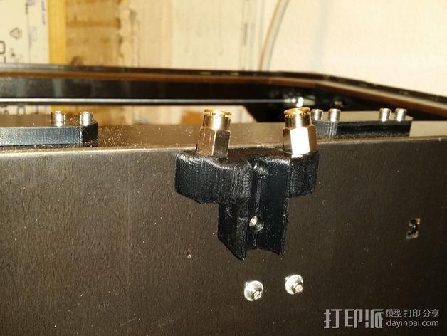 导线器 线材固定器 3D模型  图11