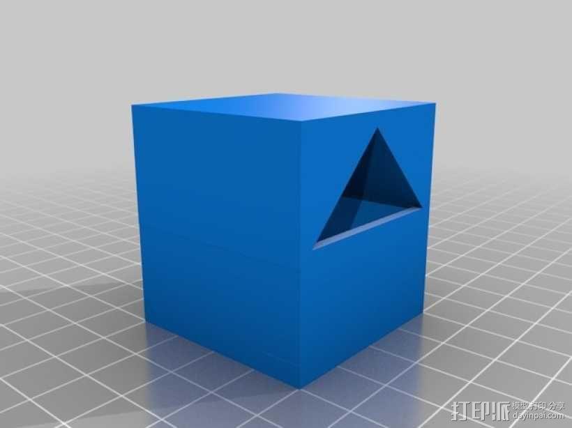 3d打印机的空气净化器 3D模型  图2