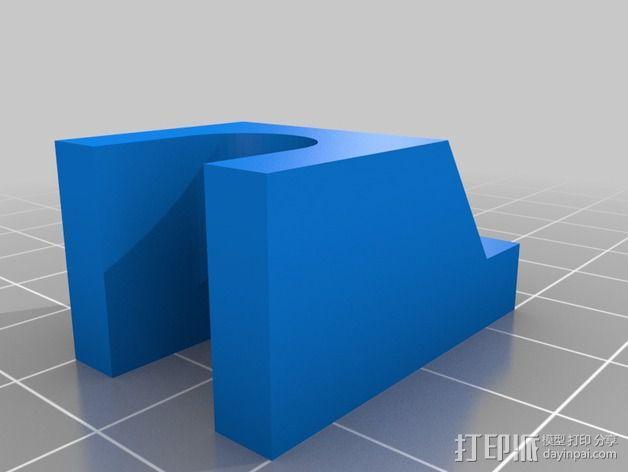 Kit Power Code打印机 3D模型  图2